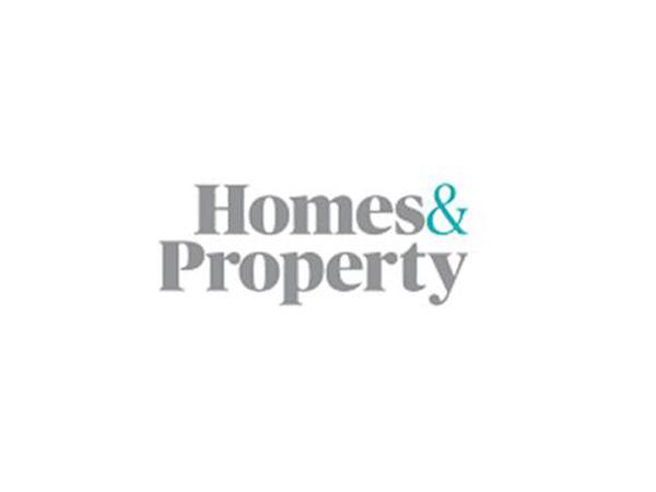 homes&property-logo